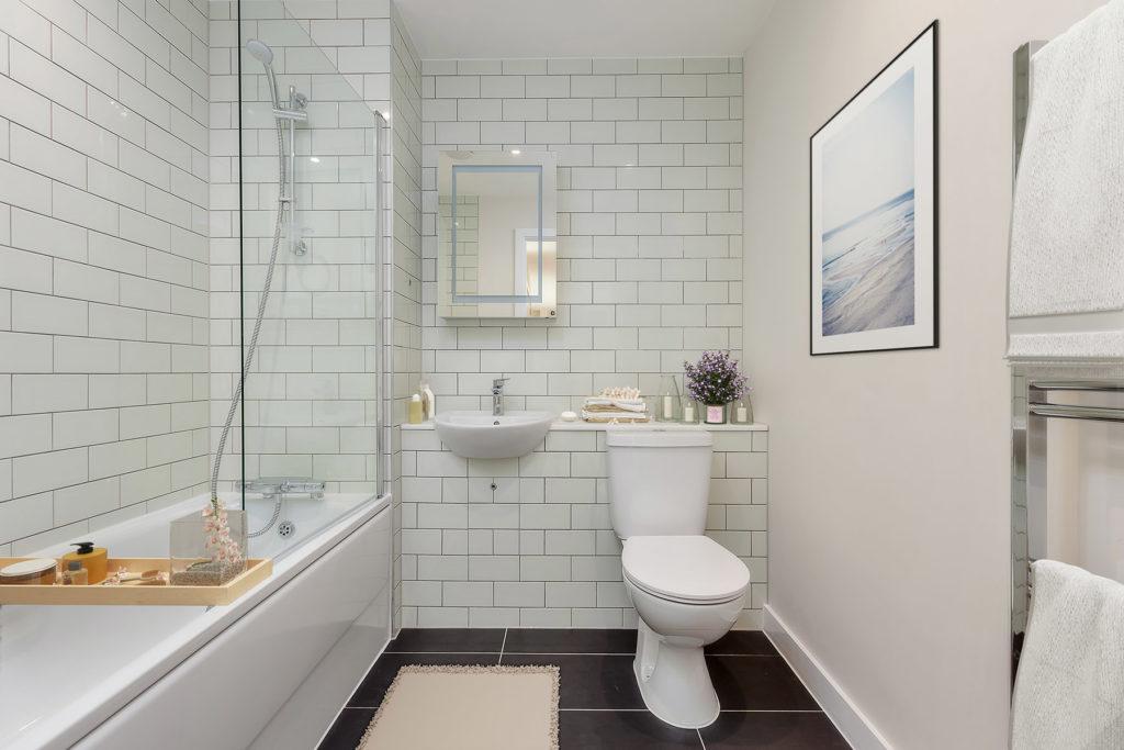 Fairfax Place Bathroom